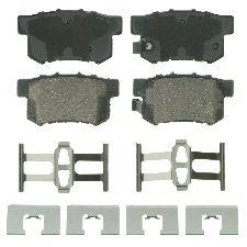 Wagner Brakes Disc Brake Pad Acura TL Replacement Wagner Brakes - Acura tl brake pads