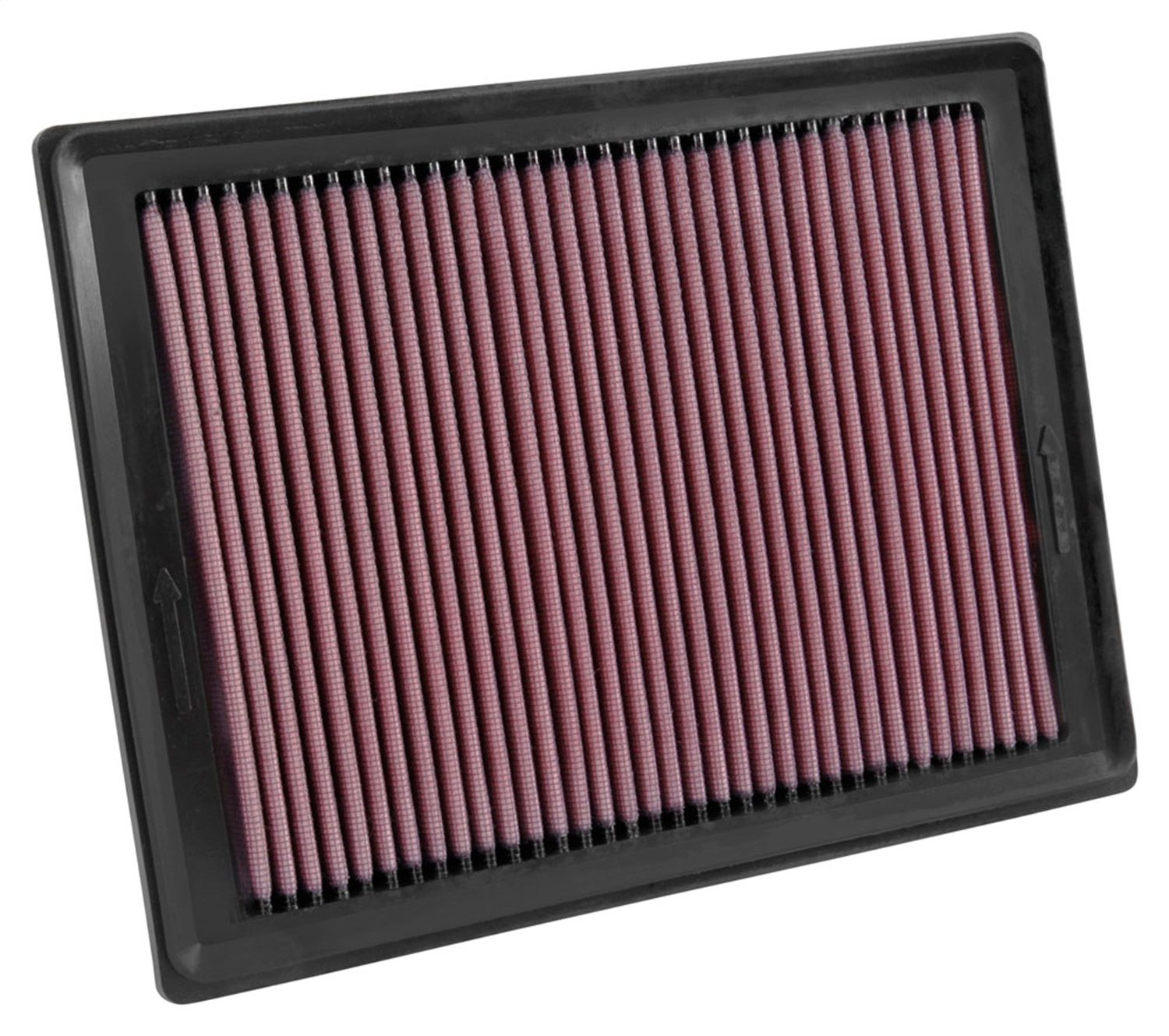 AIRAID Tapered Conical Red Air Filter Synthamax 6 inlet 9 Height 7.5 Base