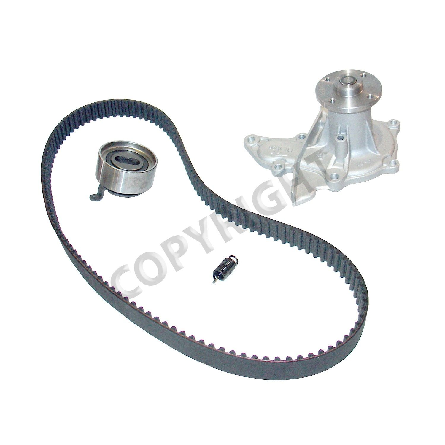 Engine Timing Belt Kit With Water Pump Replacement (Airtex