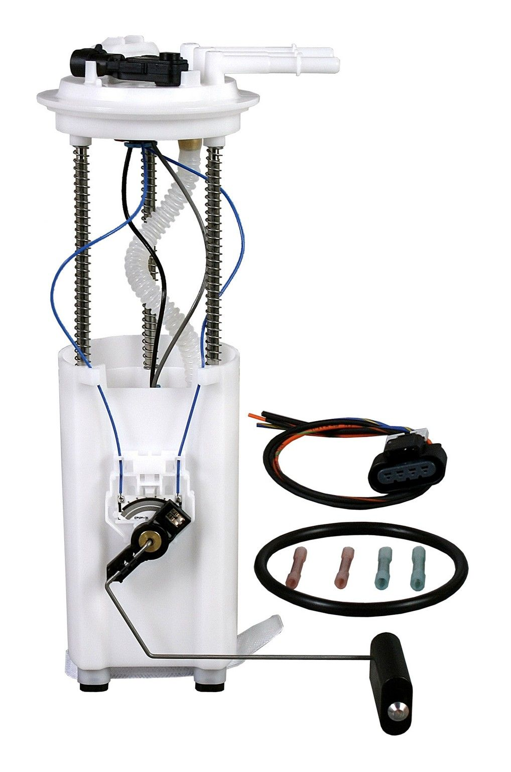 3065F8F isuzu rodeo fuel pump module assembly replacement (airtex 1999 Isuzu Trooper Roof Rack at reclaimingppi.co