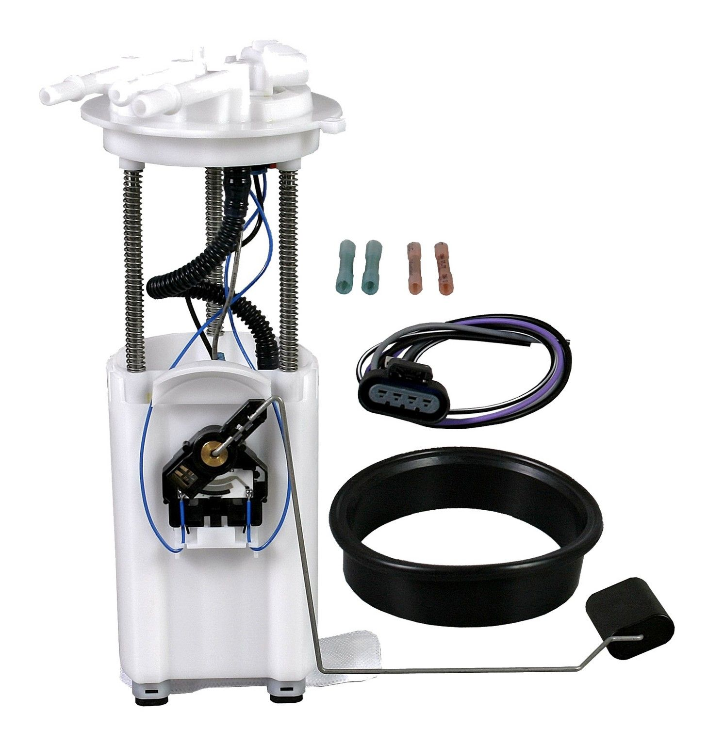 Cadillac Escalade Fuel Pump Module Assembly Replacement Acdelco 1948 Wiring Harness Includes Sending Unit Float Reservoir Strainer Upgraded And Tank Seal Included