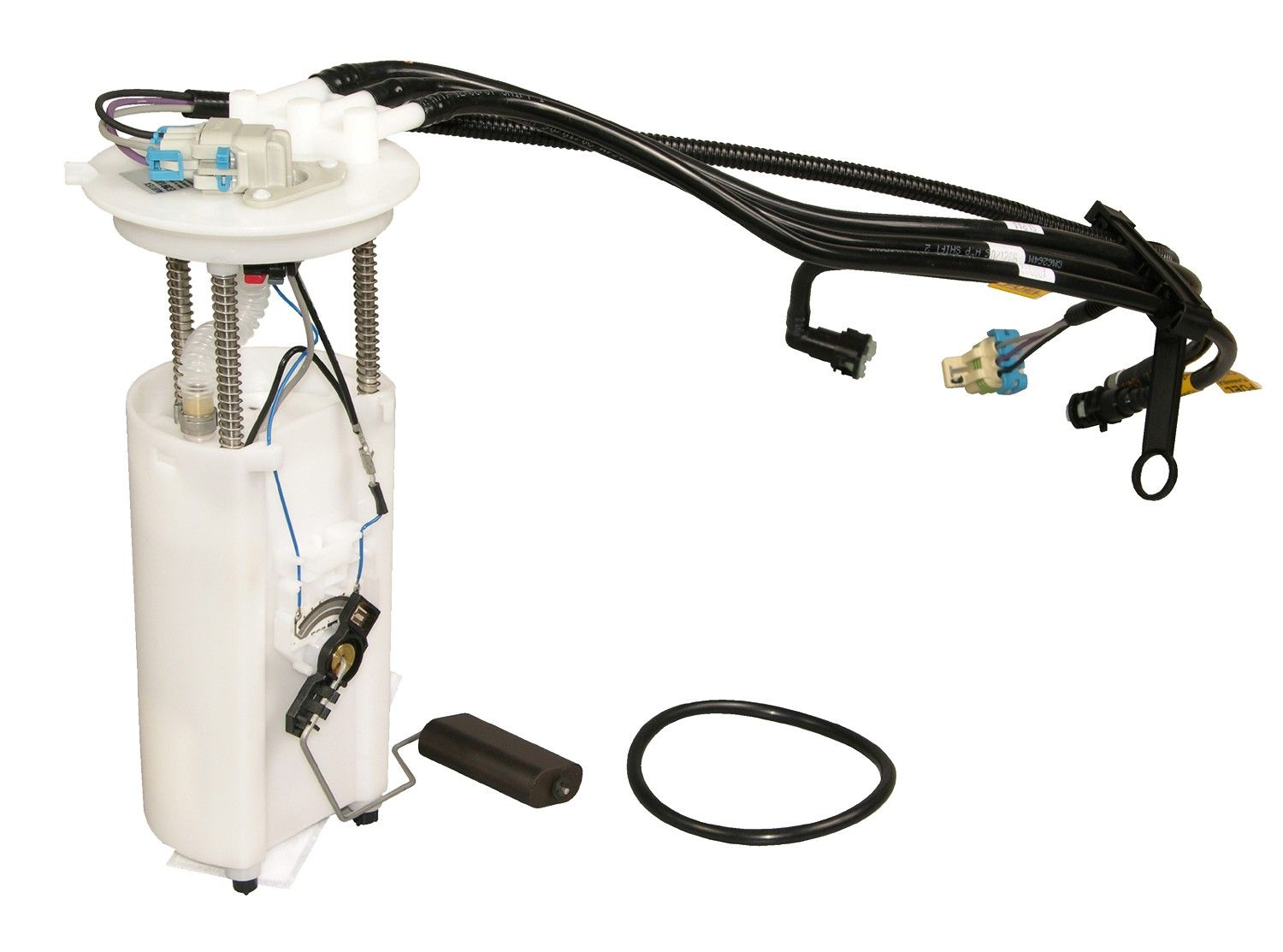 Includes Fuel Pump, Sending Unit, Float, Fuel Reservoir, Fuel Strainer,  Upgraded Wiring Harness, and Tank Seal Wiring Harness Included.