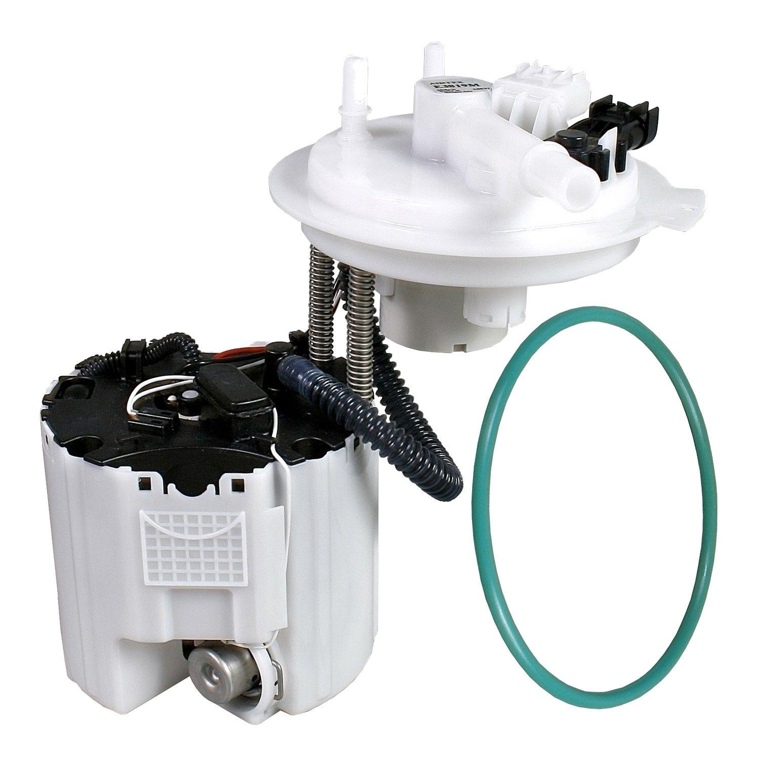 Chevrolet Malibu Fuel Pump Module Assembly Replacement