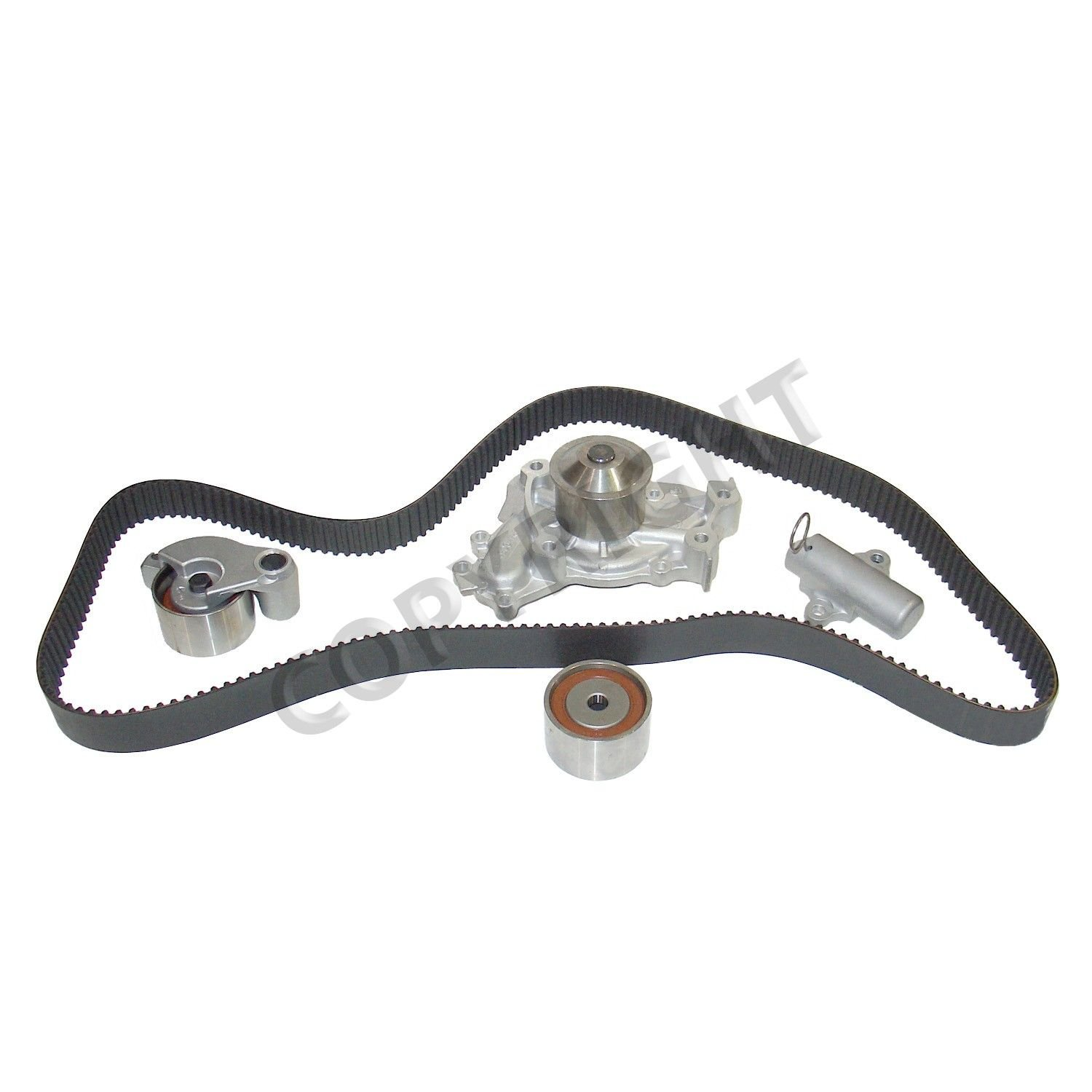 Lexus RX400h Engine Timing Belt Kit with Water Pump