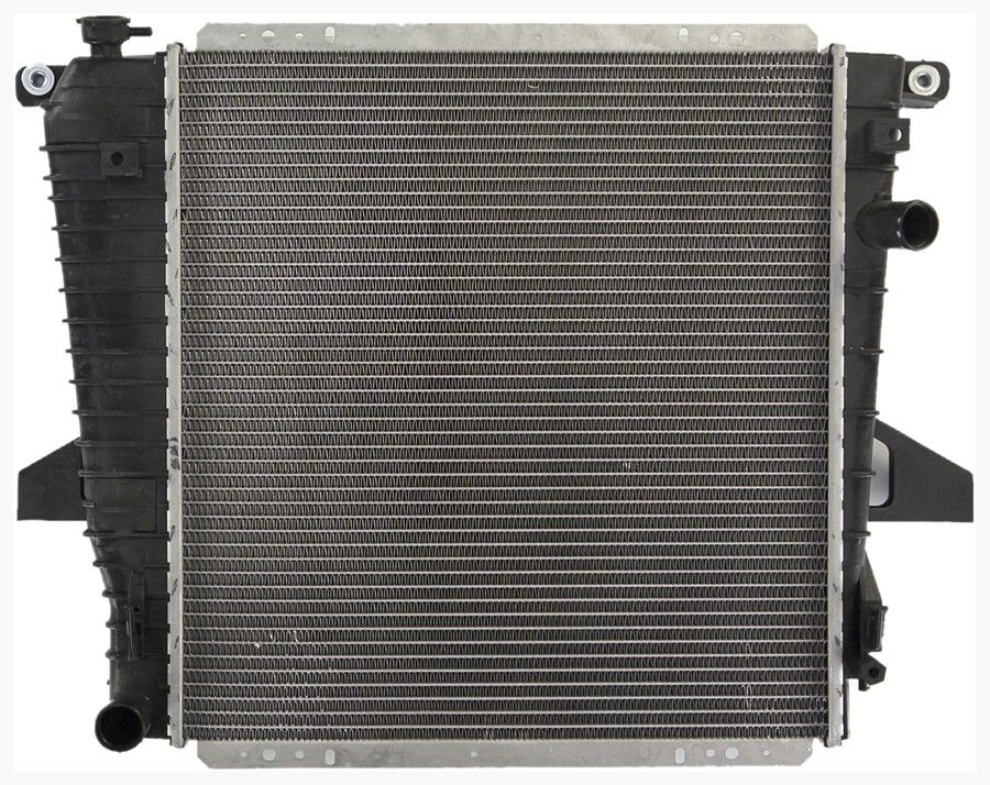 ford explorer radiator replacement (apdi, csf radiator, denso