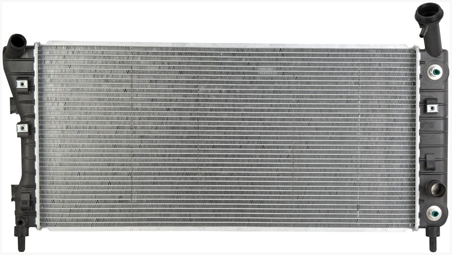 Chevrolet Impala Radiator Replacement Acdelco Apdi Csf 1966 Chevy 2004 N A 6 Cyl 38l 8012710