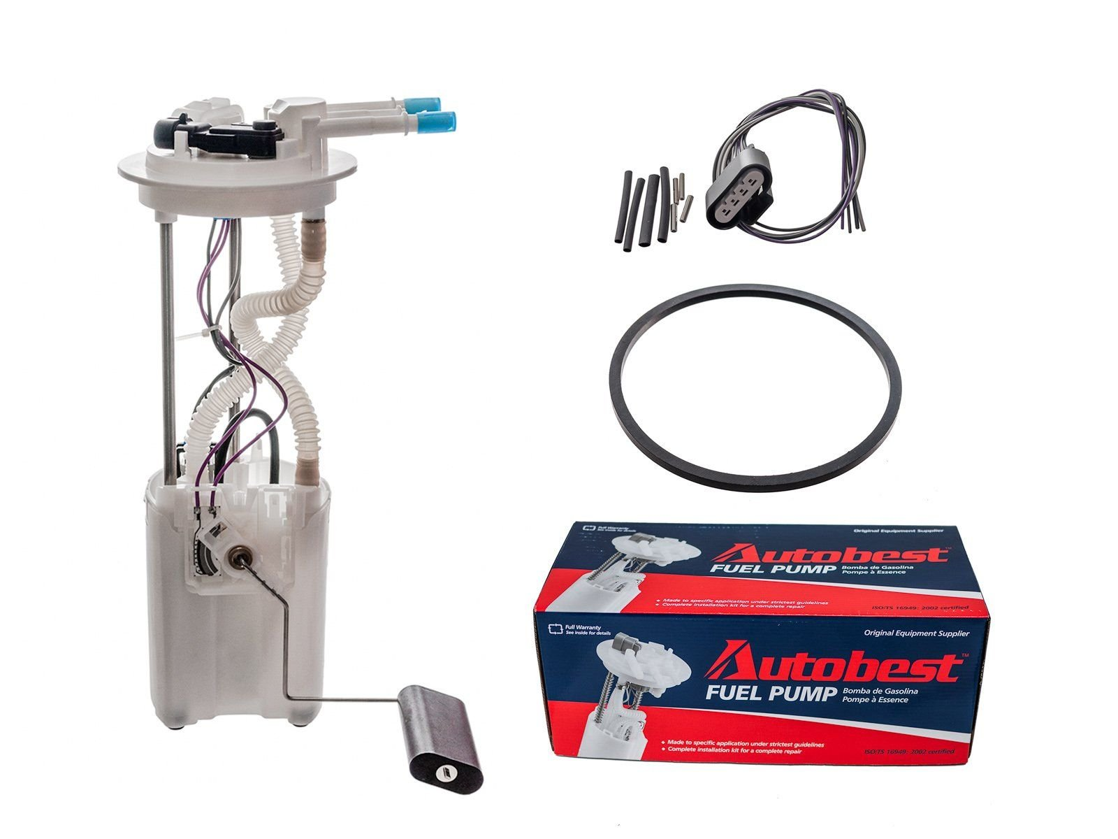 02E8963 1 isuzu rodeo fuel pump module assembly replacement (airtex  at reclaimingppi.co