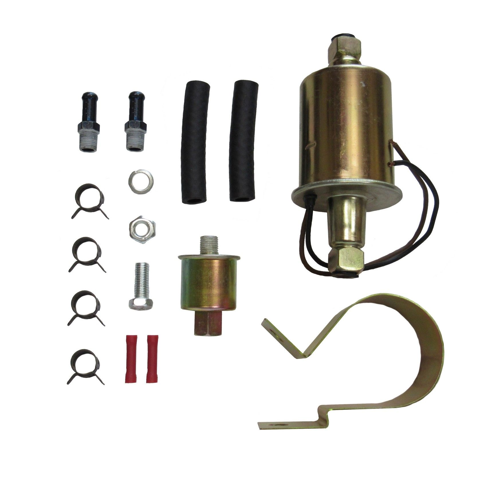Jeep Wrangler Electric Fuel Pump Replacement Airtex Autobest 1989 F4027 Most Carbureted Applications Not Intended As A Direct Drop In For Your Oem