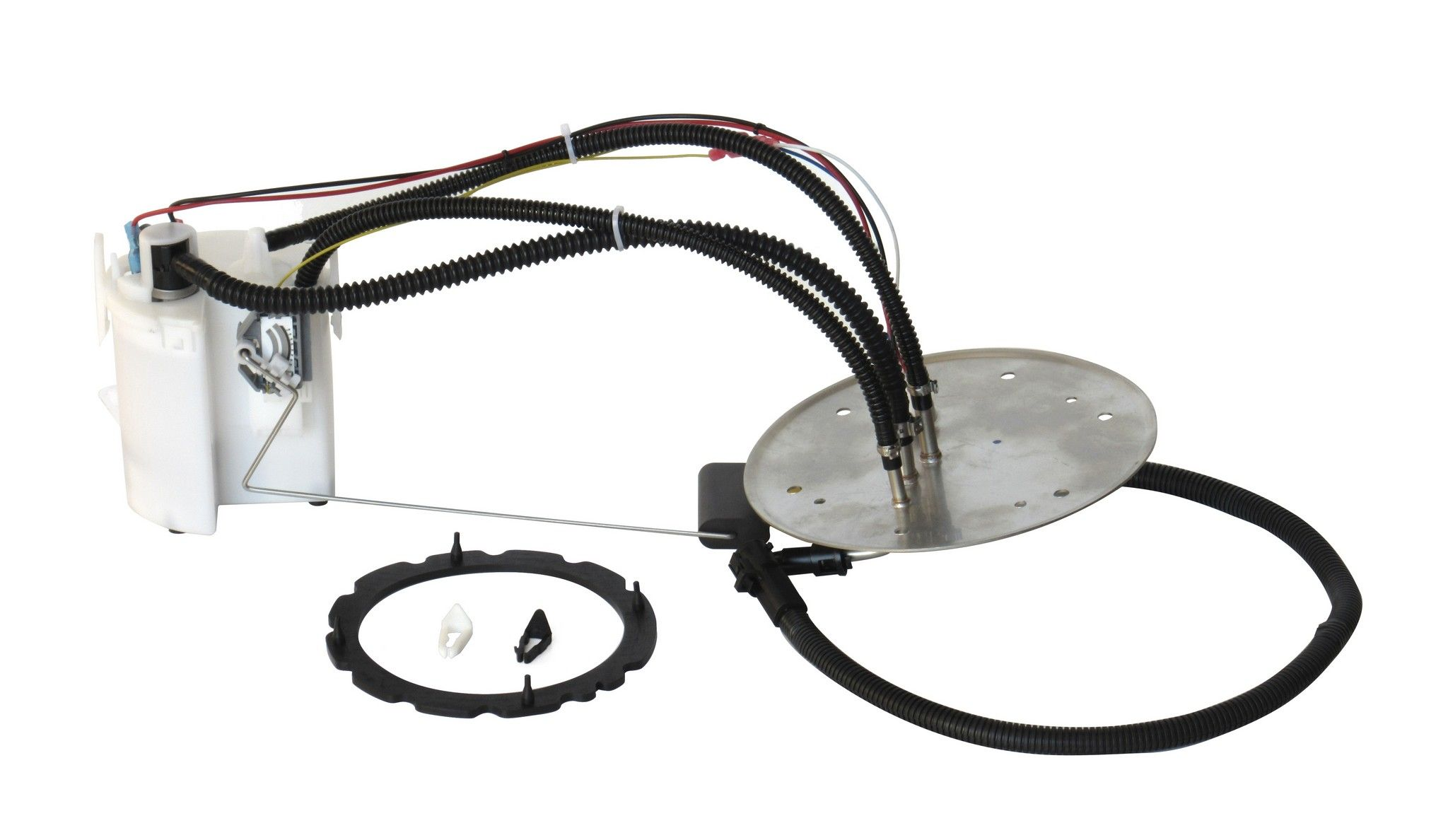 Ford F 250 Super Duty Fuel Pump Module Assembly Replacement Airtex 1999 Filter Gasket 2004 8 Cyl 54l Autobest F1292a Rear Tank Includes Sending Unit Float Reservoir