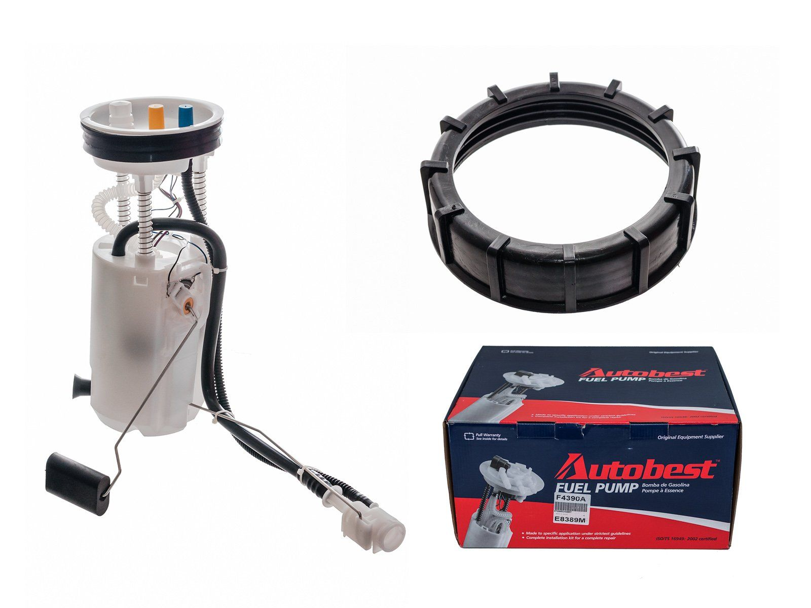 Mercedes Benz Ml320 Fuel Pump Module Assembly Replacement Apa Uro 1998 Filter 2003 6 Cyl 32l Autobest F4390a Includes Sending Unit Float Reservoir And Strainer