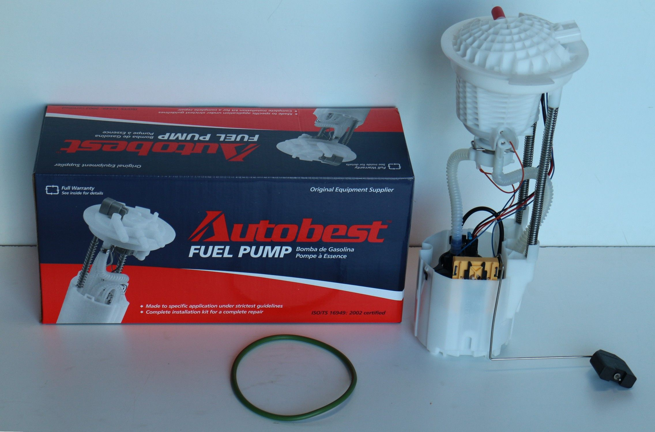 Dodge Ram 2500 Fuel Pump Module Assembly Replacement Airtex 2005 Alarm Wiring 8 Cyl 57l Autobest F3193a Includes Pressure Regulator Sending Unit Float Reservoir