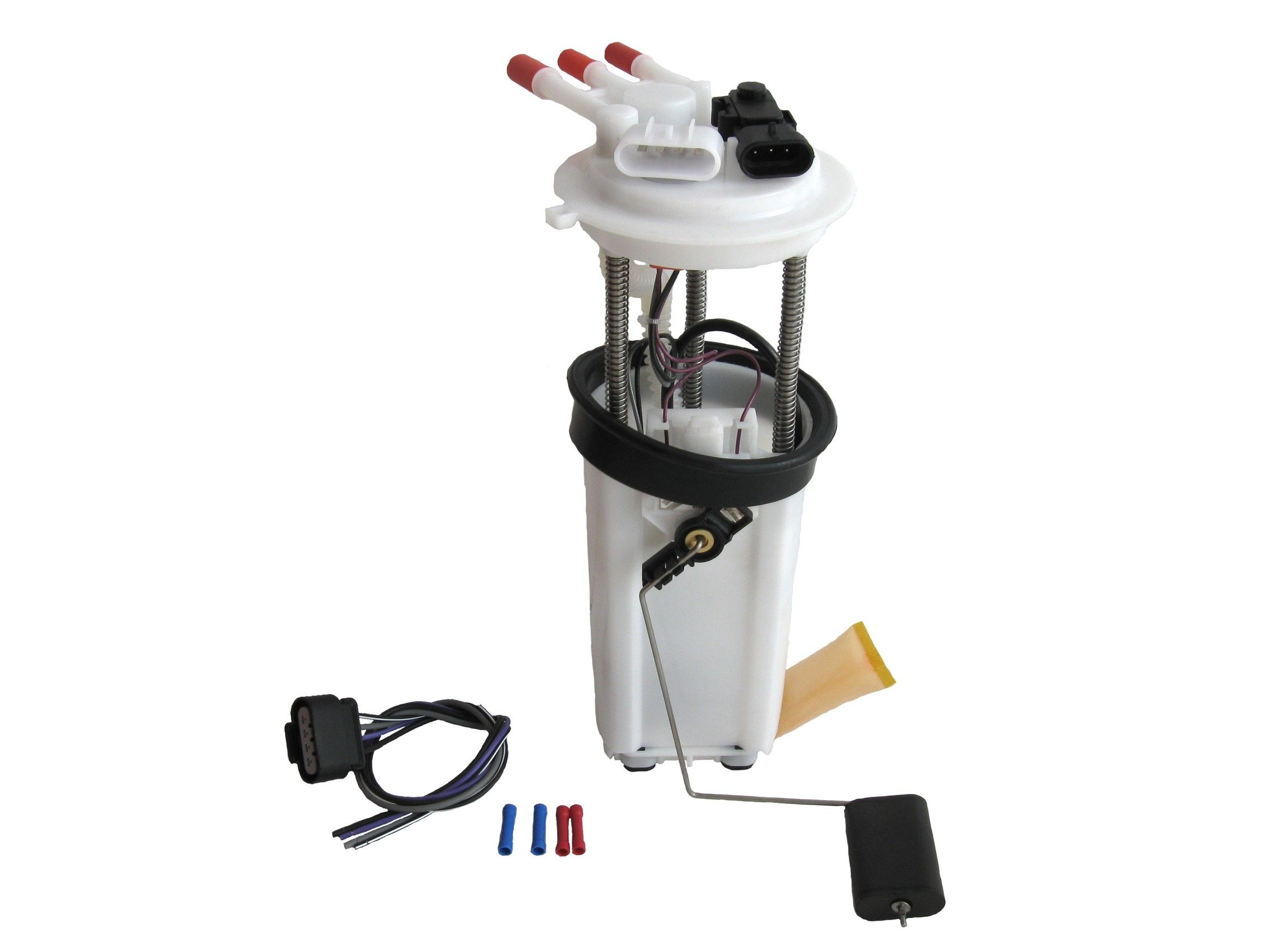 Gmc Jimmy Fuel Pump Module Assembly Replacement Acdelco Airtex 4 Wire Harness Includes Sending Unit Float Reservoir Strainer Upgraded Electrical Connector And Tank Seal Wiring Included