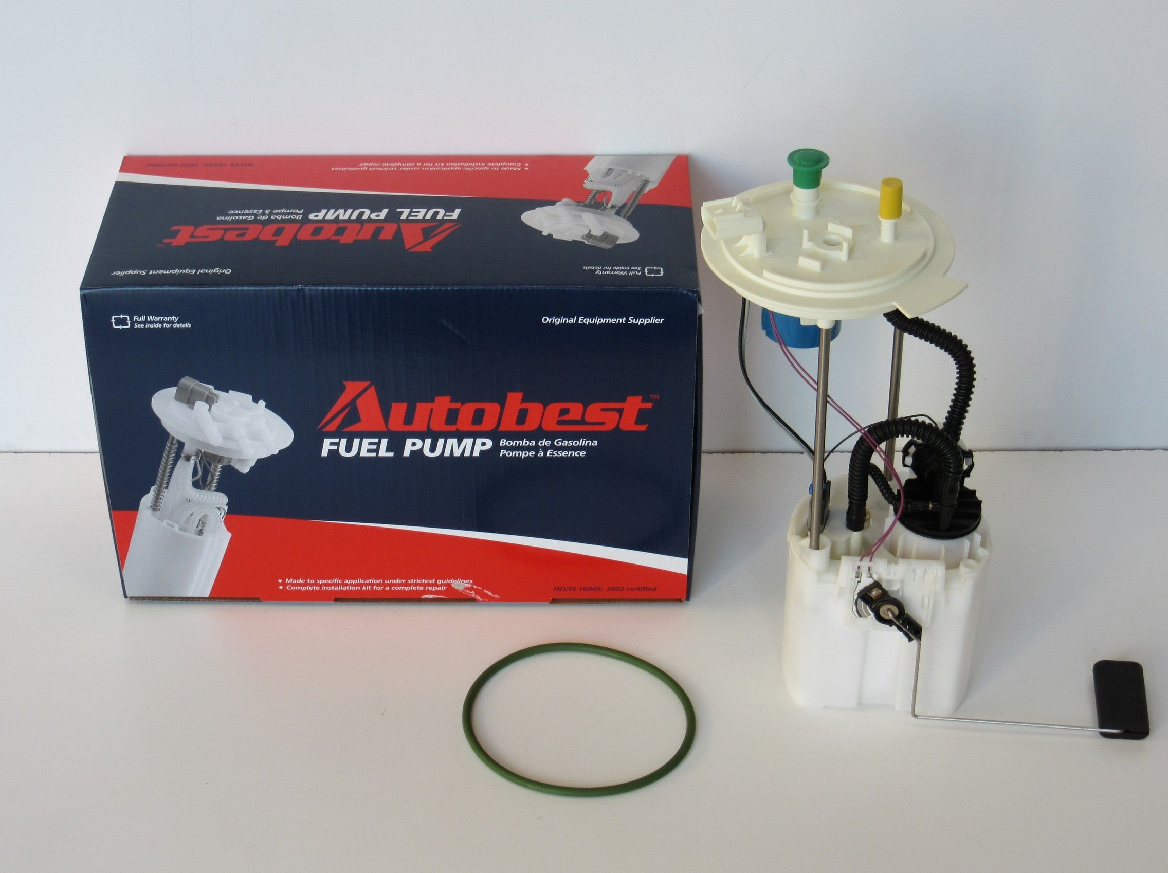 Ford F-150 Fuel Pump Module Assembly Replacement (Airtex