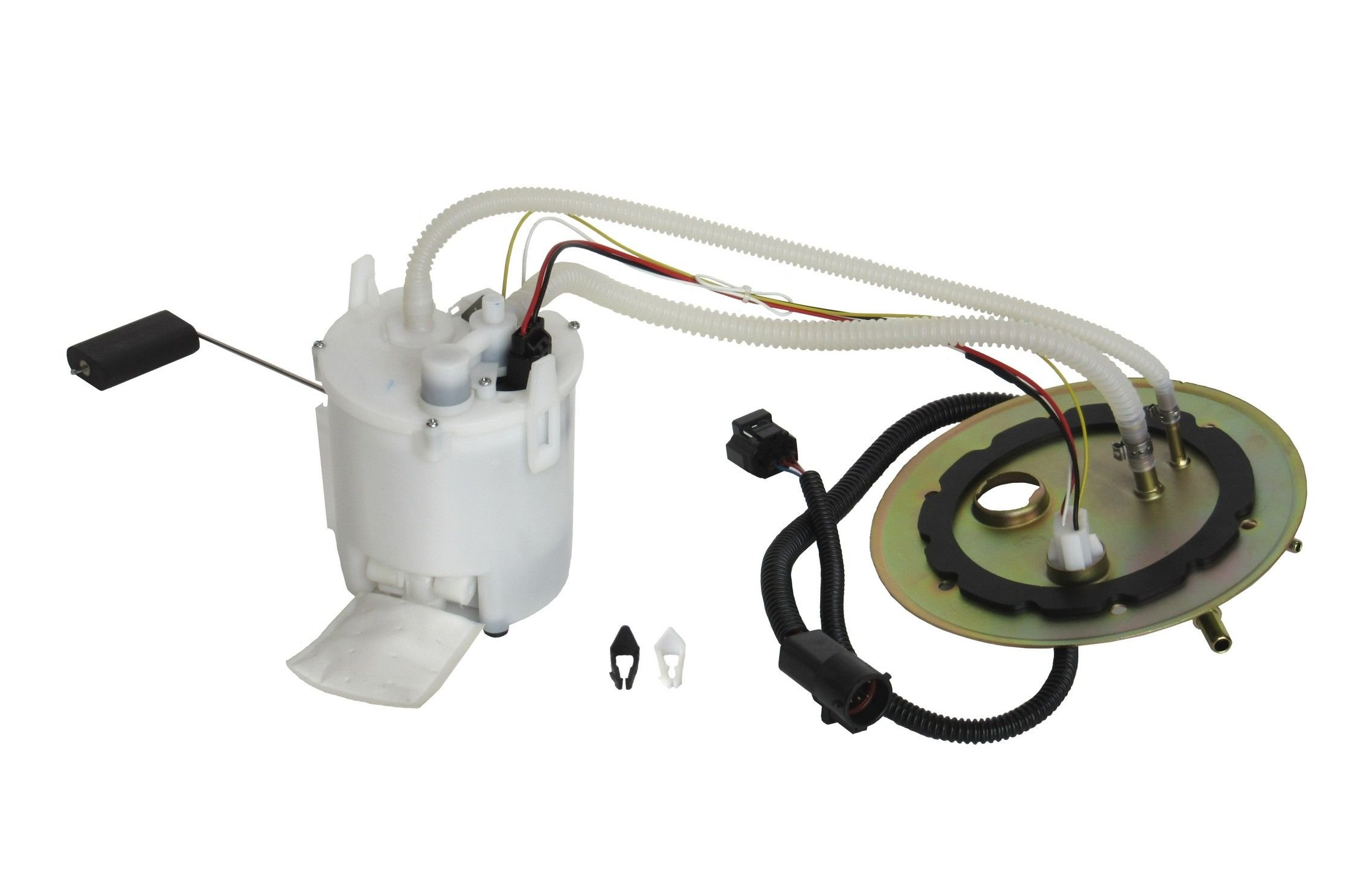 Ford F 250 Super Duty Fuel Pump Module Assembly Replacement Airtex 1999 Filter Gasket 2007 8 Cyl 54l Autobest F1453a Rear Tank Includes Sending Unit Float Reservoir