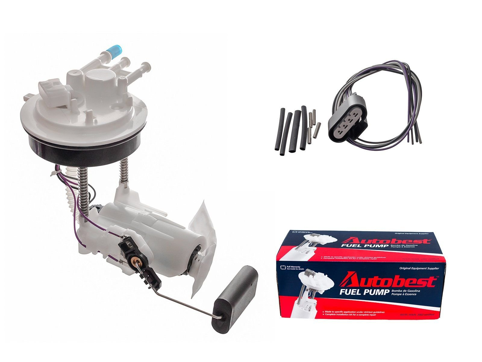 Gmc Yukon Xl 2500 Fuel Pump Module Assembly Replacement Acdelco 4 Wire Harness W 1 Electrical Connector On The For Rear Tank Code Tdf Recommend To Replace Wiring Fw901 Verify