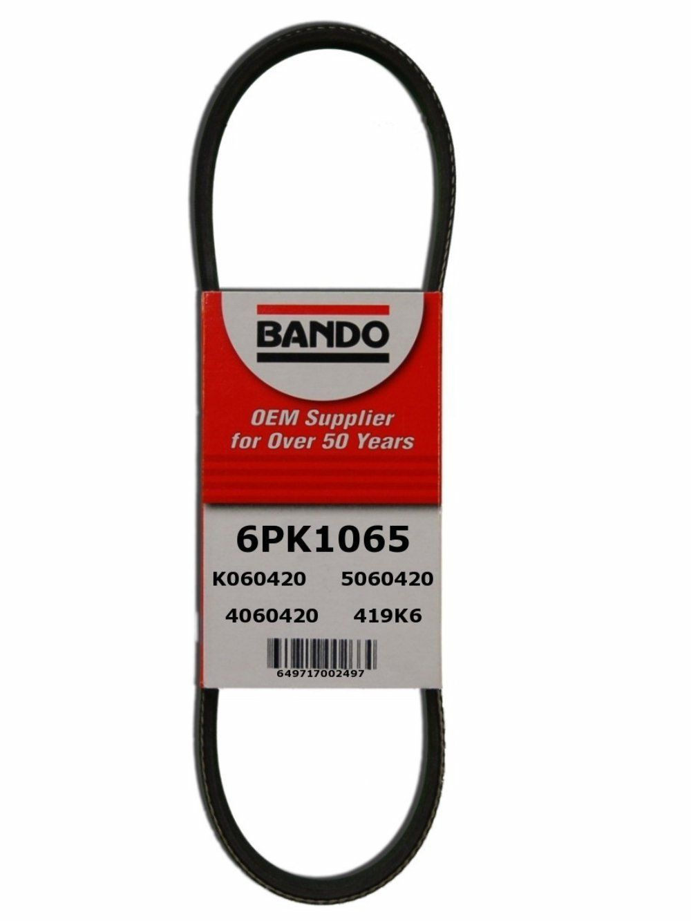Nissan Pathfinder Serpentine Belt Replacement (Bando, CRP
