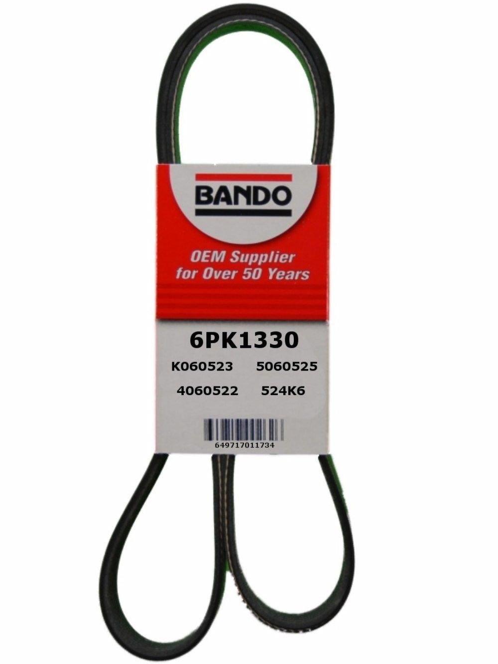 Mercedes-Benz SLK230 Serpentine Belt Replacement (Bando, CRP