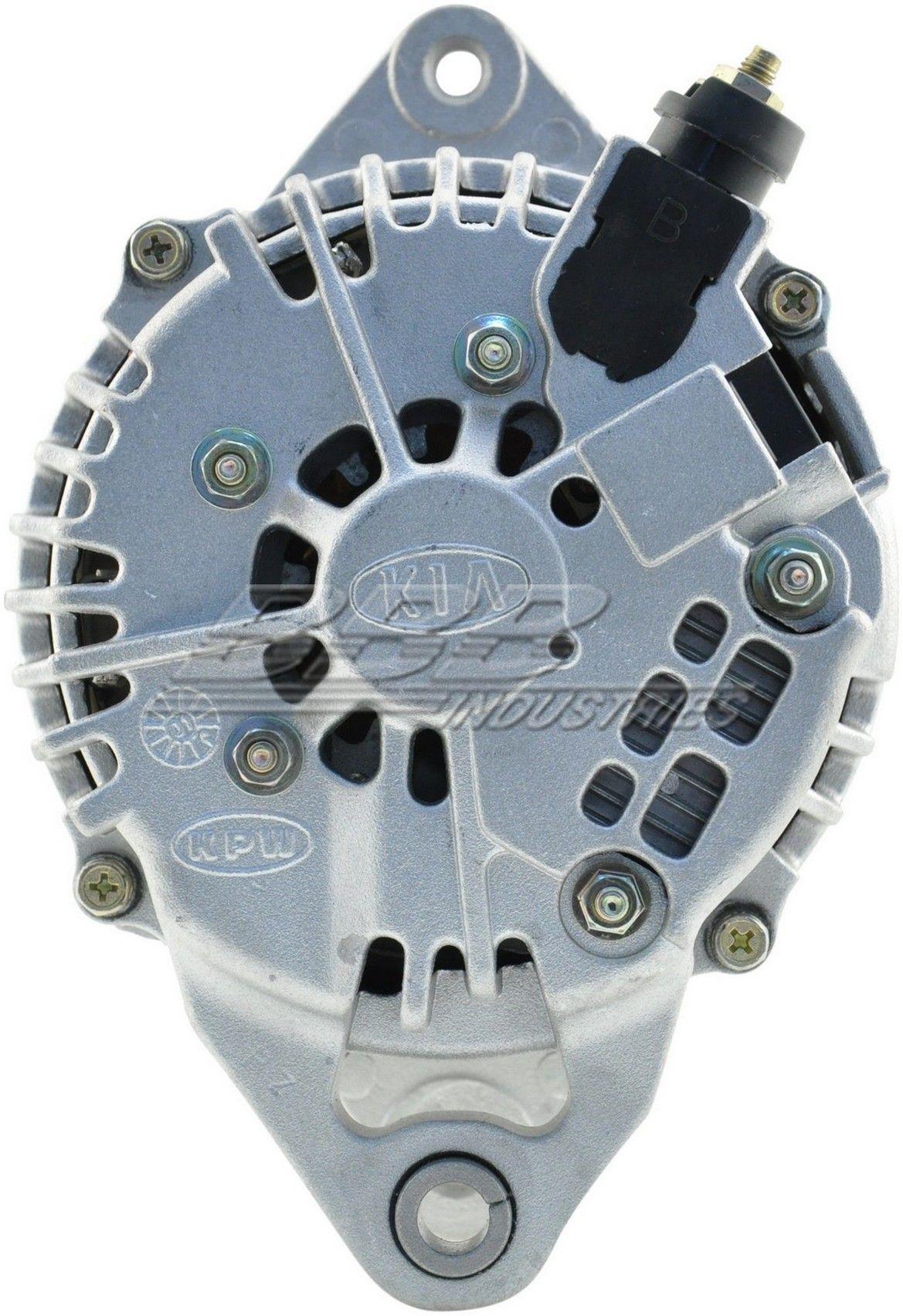 2002 Kia Rio Alternator 4 Cyl 1 5l Bbb Industries 13936 Unit 80 Amps