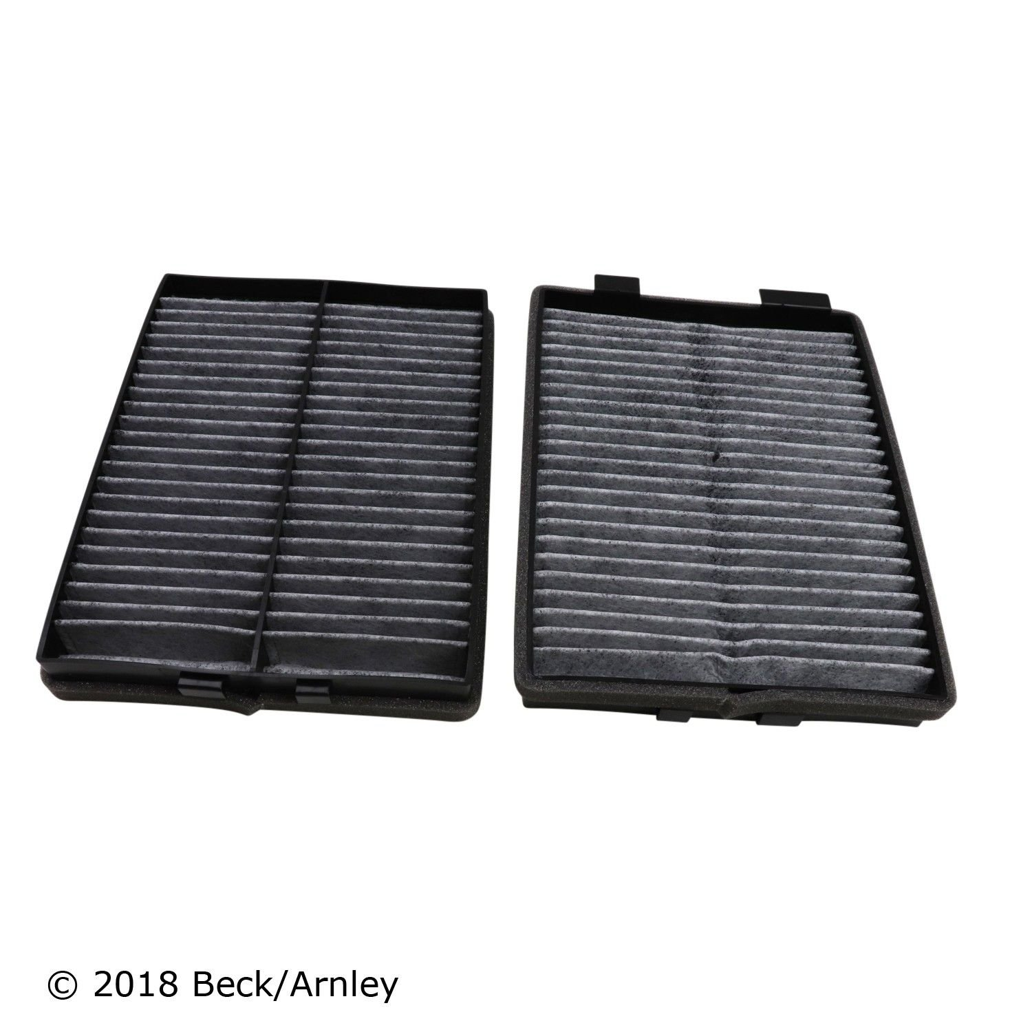 Cabin Air Filter Set Beck//Arnley 042-2138