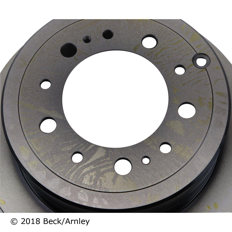 Beck Arnley 083-3394 Premium Brake Disc