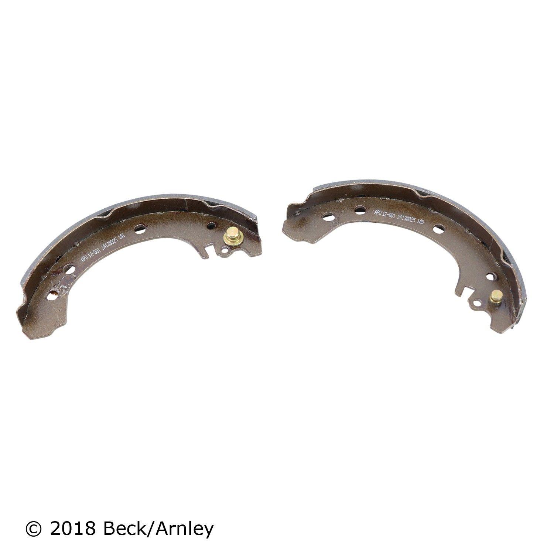Beck Arnley 081-2677 New Brake Shoes