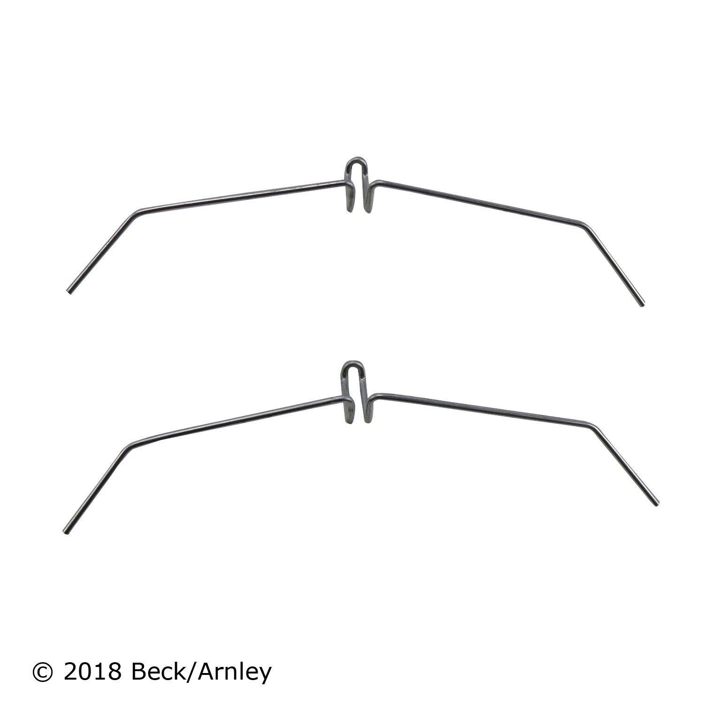 Beck Arnley 084-1496 Disc Brake Hardware Kit