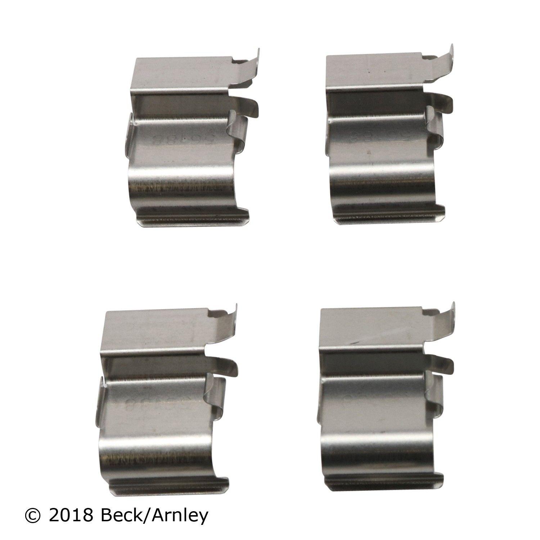 Beck Arnley 084-1648 Disc Brake Hardware Kit