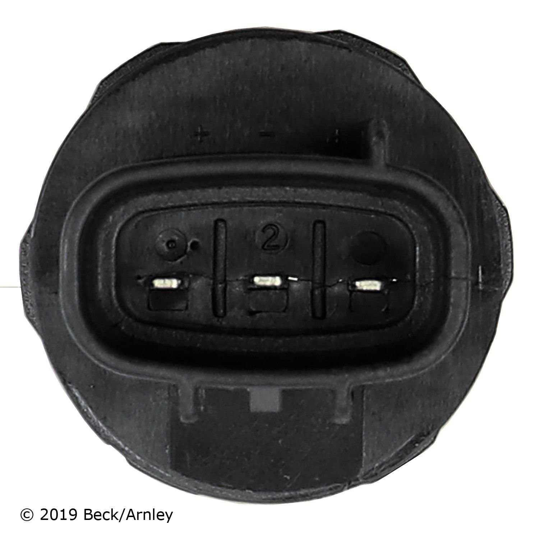 Isuzu Rodeo Vehicle Speed Sensor Replacement (Beck Arnley