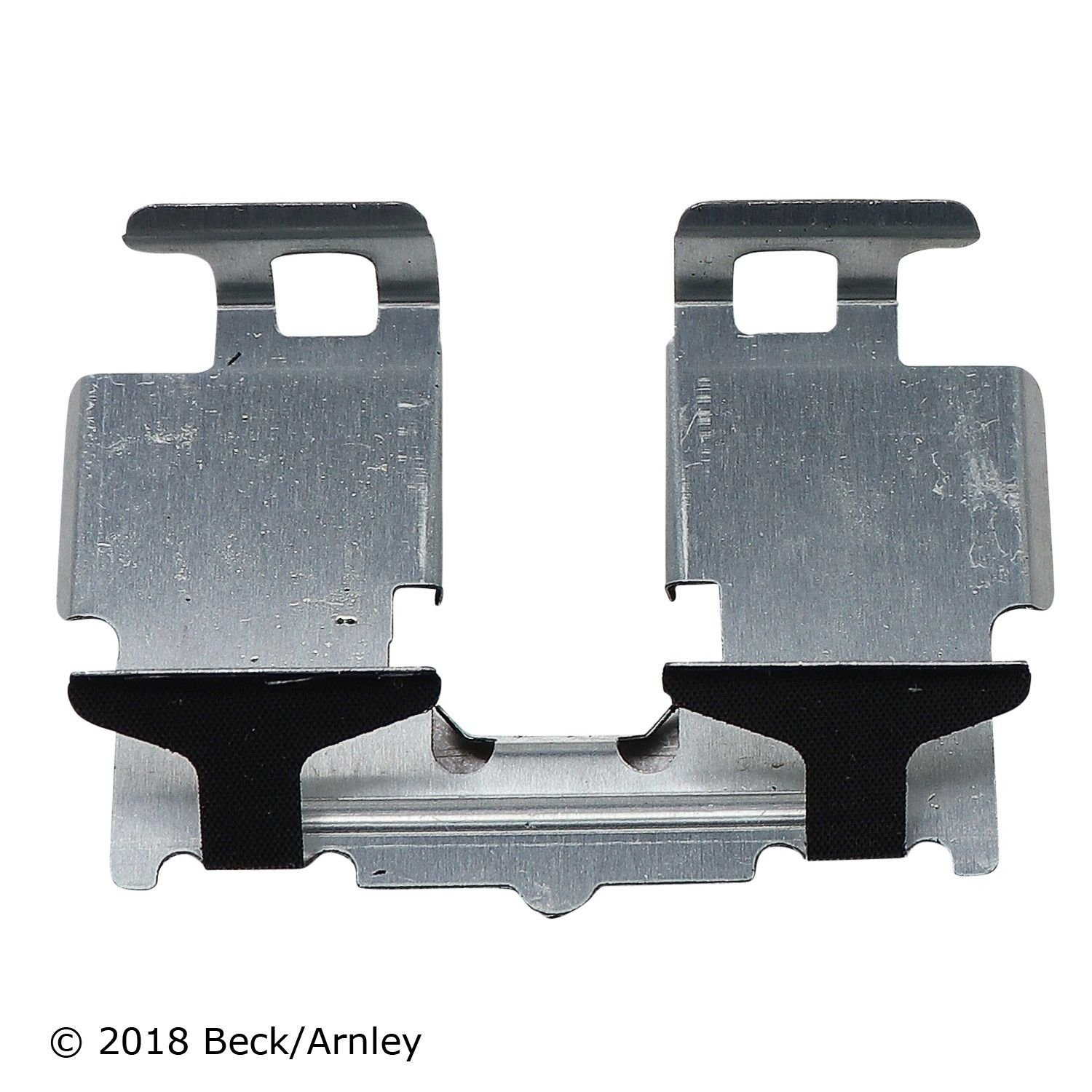 Disc Brake Hardware Kit Rear Beck//Arnley 084-1896