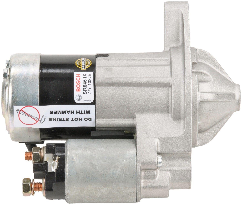 Starter Motor-Starter BBB Industries 17408 Reman