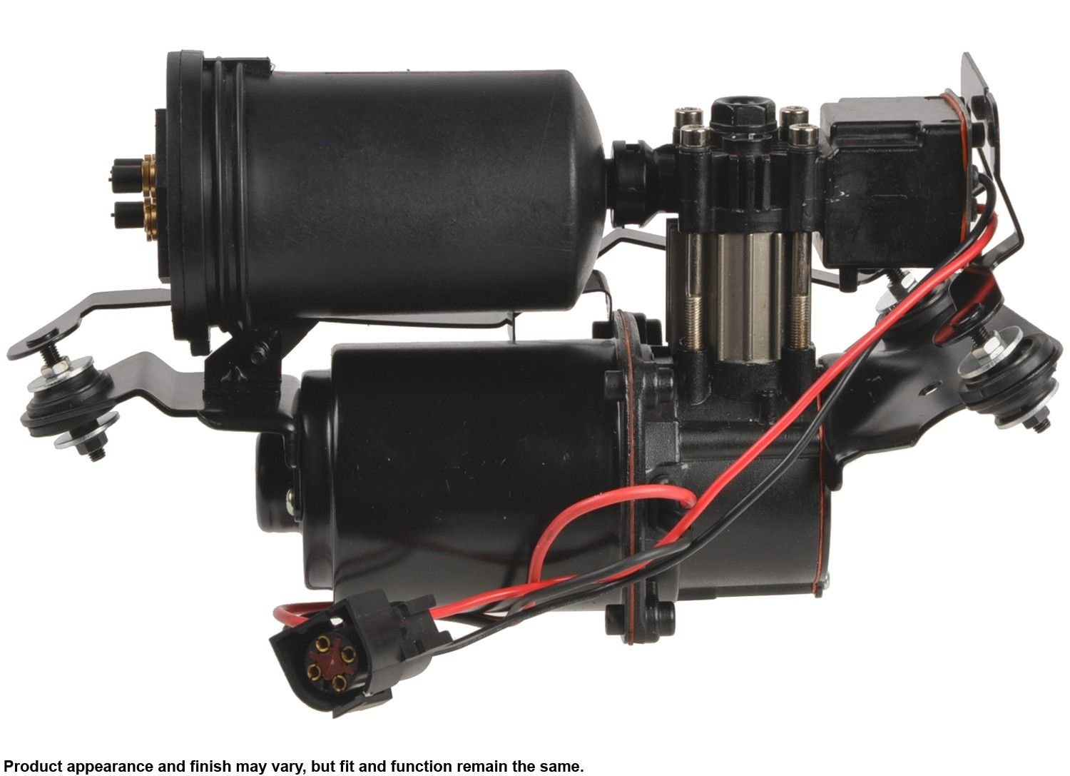 Lincoln Town Car Air Suspension Compressor Replacement Arnott