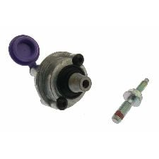 2013 Chevrolet Caprice Disc Brake Low Frequency Noise Damper  - Rear Carlson