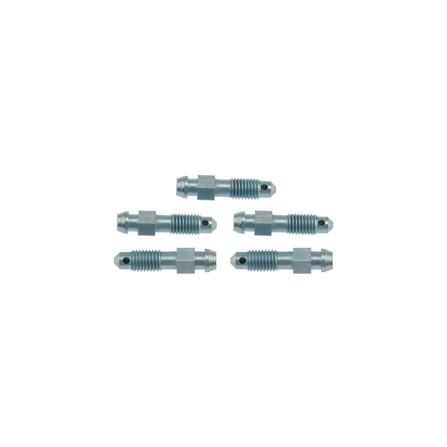 Ford Focus Brake Bleeder Screw Replacement (Carlson, Russell