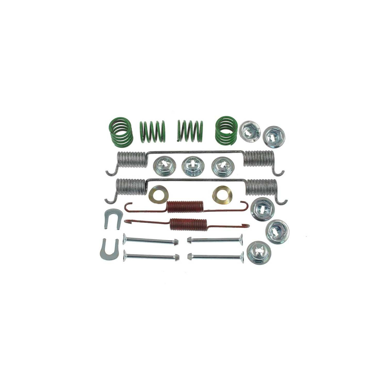 2002-2013 Dodge Ram 1500 Durango Chrysler Pacifica Rear Brake Pad Kit Mopar OEM
