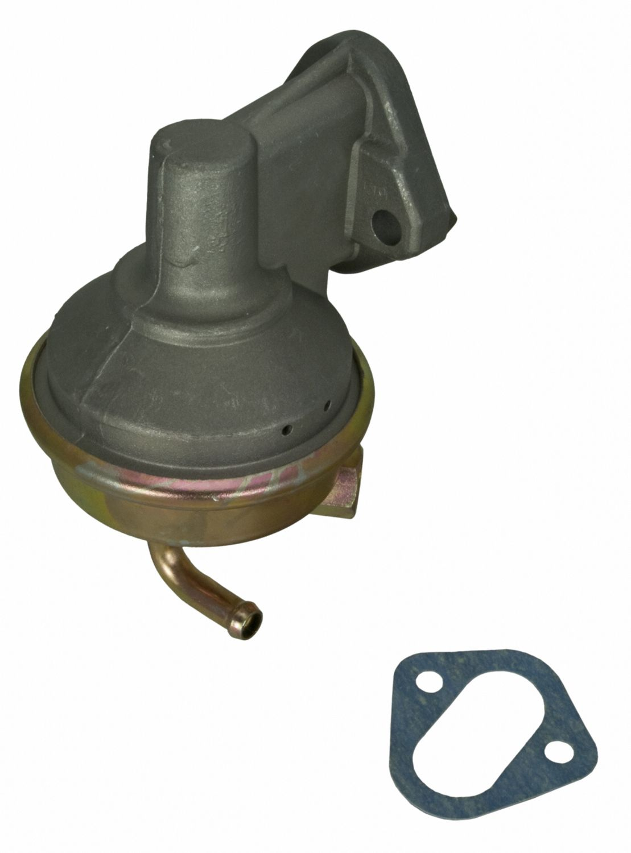 Chevrolet P30 Mechanical Fuel Pump Replacement (Airtex