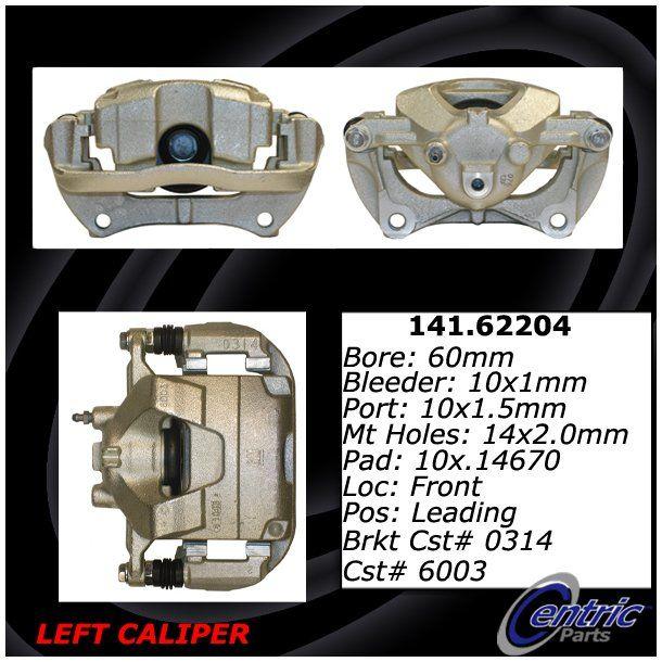 FRC12302N DISC BRAKE CALIPER