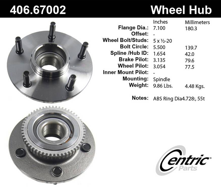 Dodge Ram 1500 Wheel Bearing And Hub Assembly Replacement