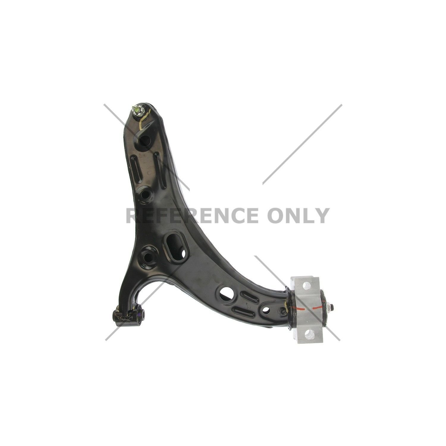 Dorman 522-235 Front Left Lower Suspension Control Arm and Ball Joint Assembly for Select Subaru Models