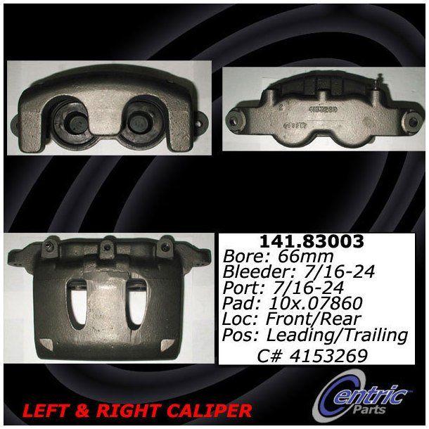 Workhorse W22 Disc Brake Caliper Replacement (Cardone