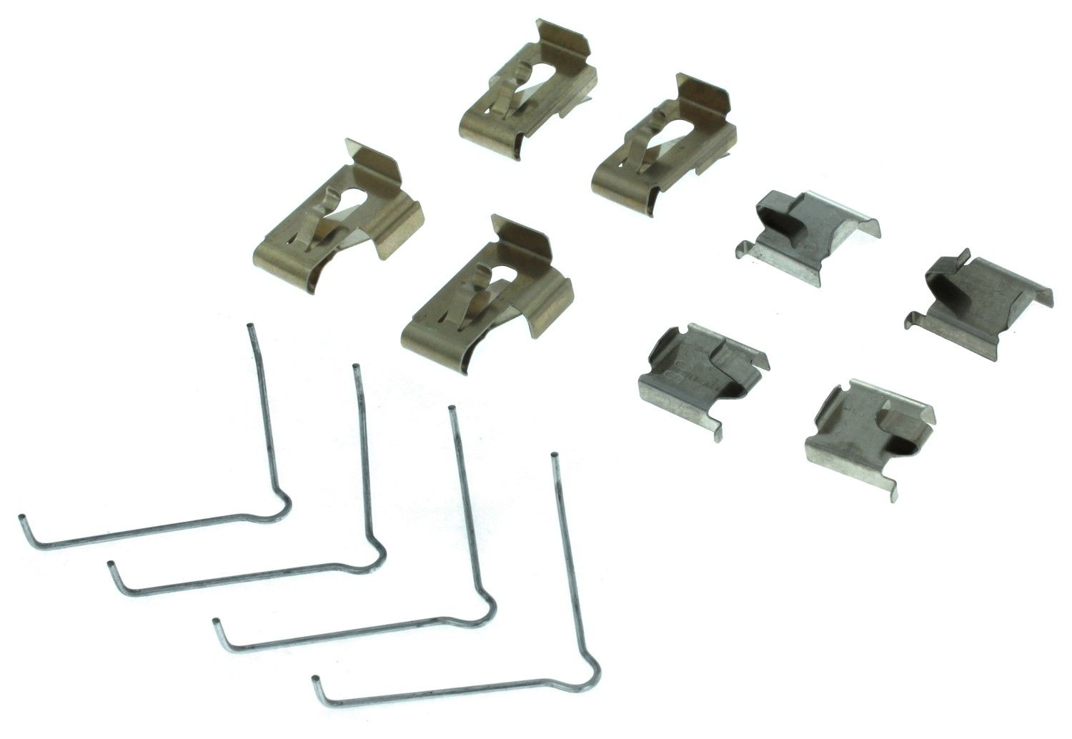 Mazda Rx 7 Disc Brake Hardware Kit Replacement Beck Arnley Carlson 1990 Engine Diagram 1989 Rear Centric 11745018 Solid
