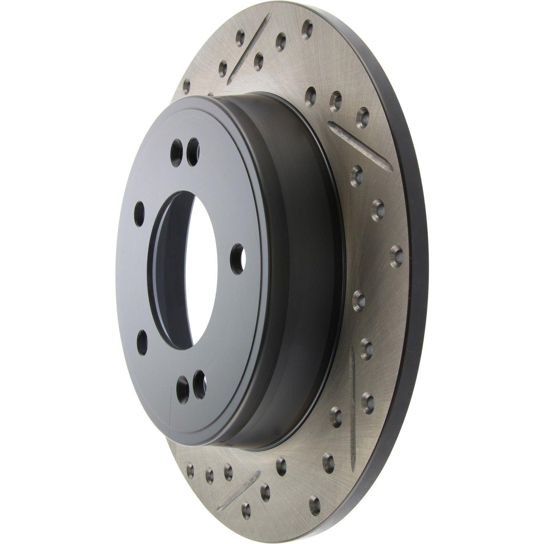 Brake Rotor StopTech 126.51020CSR