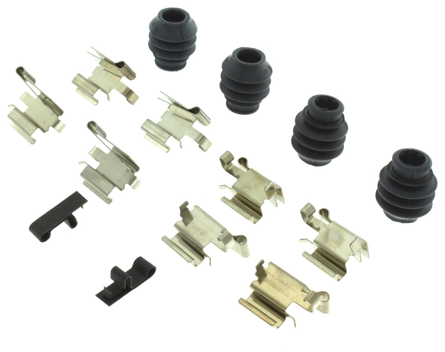 Centric Brake Hardware Kit Front New for Jeep Grand Cherokee 117.58001
