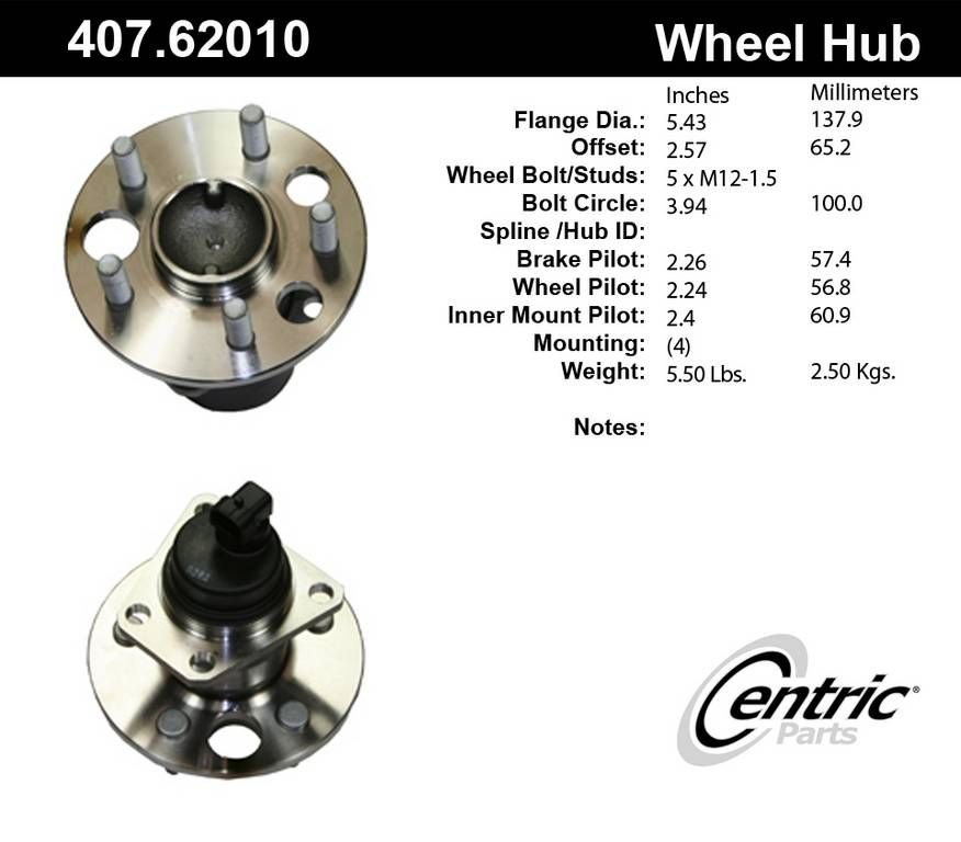 Pontiac Grand Am Wheel Bearing And Hub Assembly Replacement