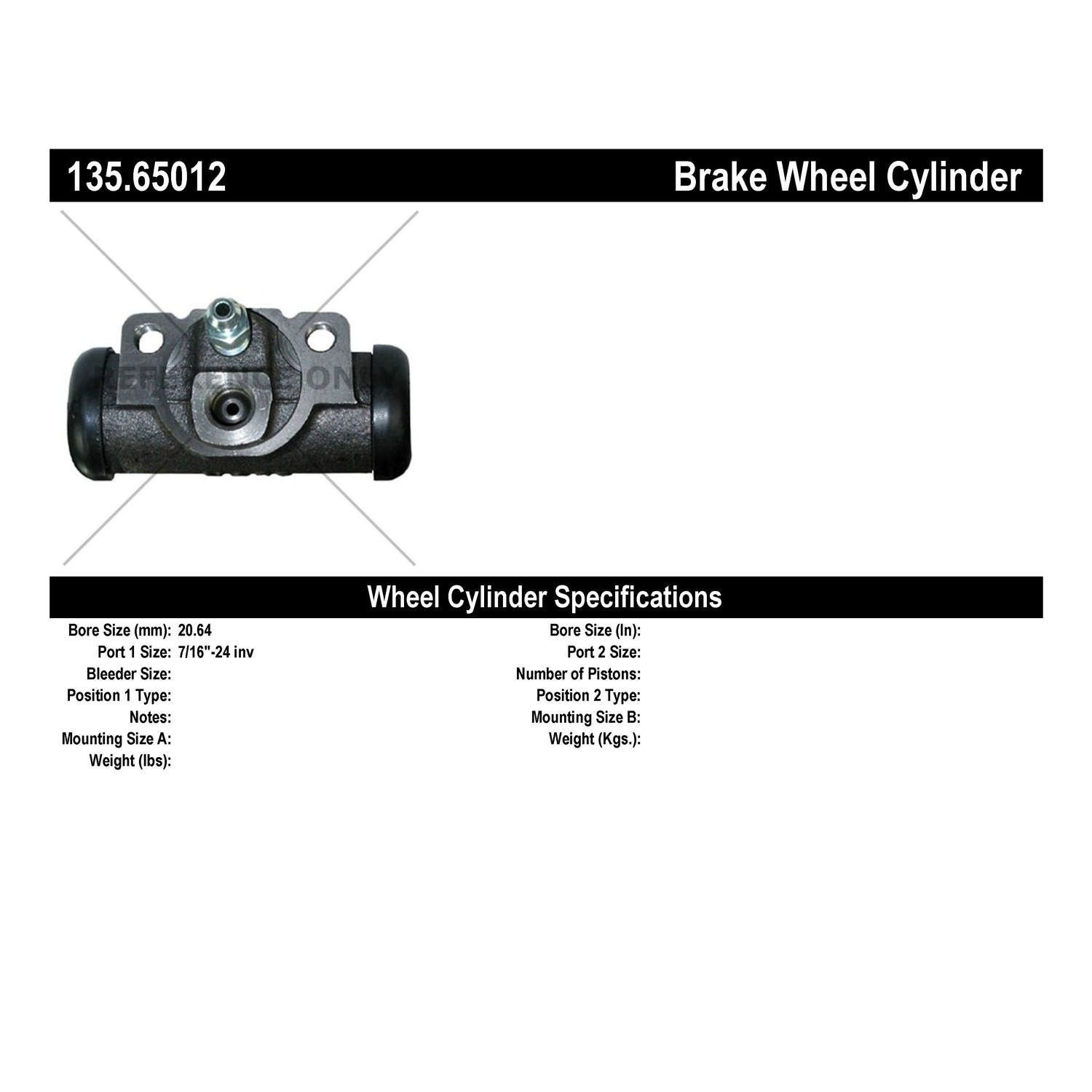Ford Ranger Drum Brake Cylinder Rear Parts 98 Brakediagrams4x46 Cy Adjuster Lever And Cable 1998 Replacement Wheel Cylinders Caridcom