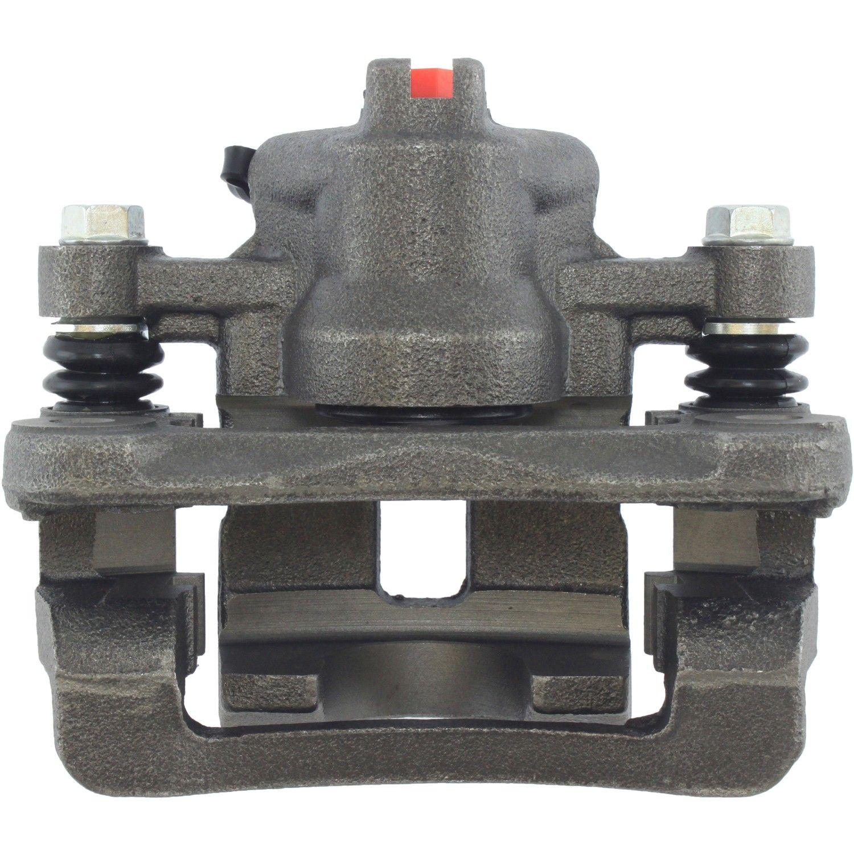 Disc Brake Caliper-Caliper with Installation Hardware Rear Right 99-01831A Reman
