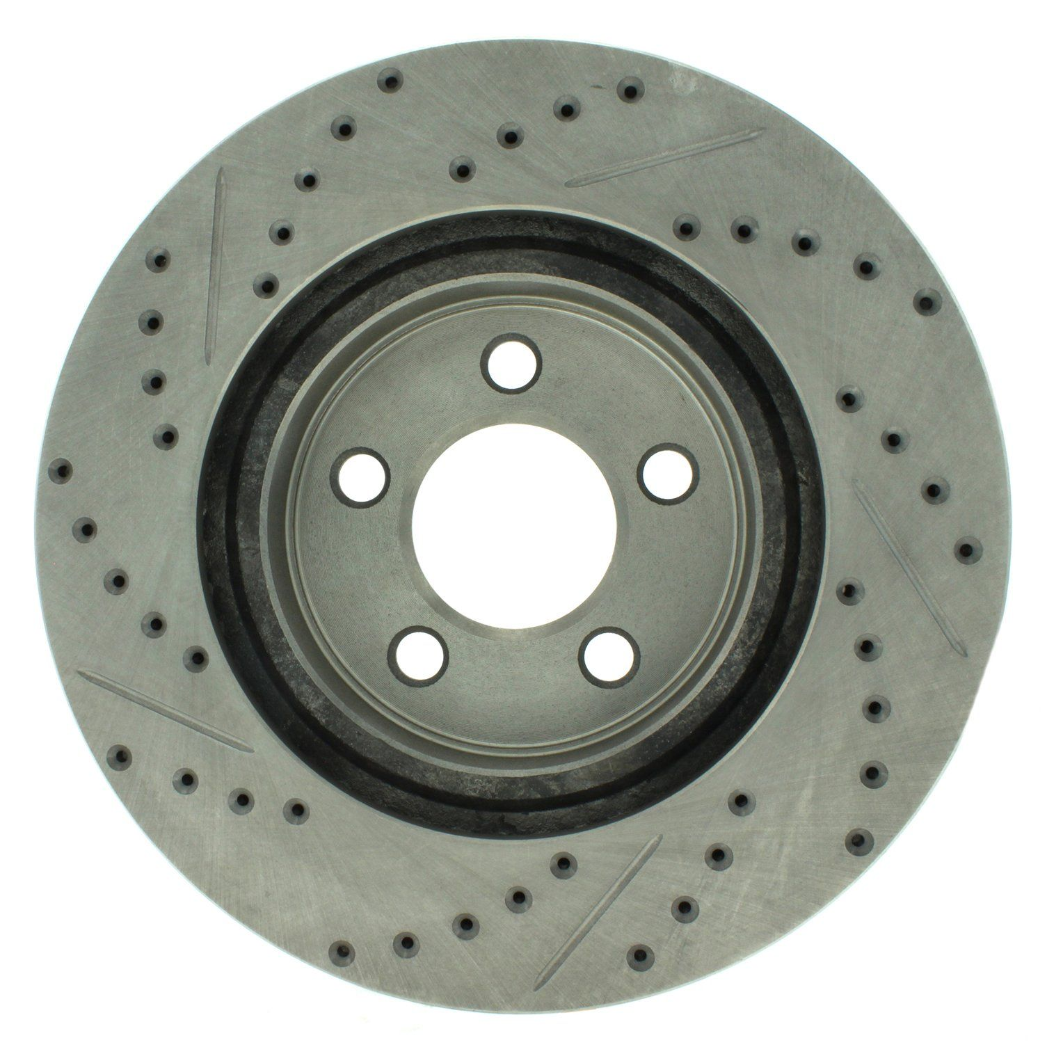 2009 Dodge Challenger Disc Brake Rotor Front Left 6 Cyl 3 5l Centric 227 63059l Solid Rear