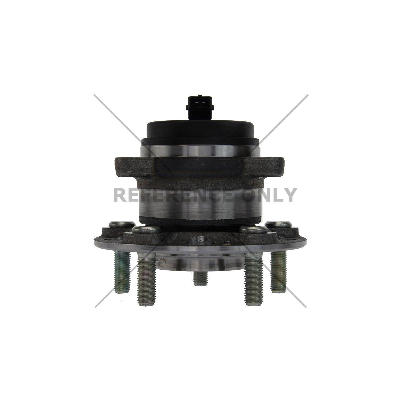 Hyundai Tucson Wheel Bearing and Hub Assembly Replacement