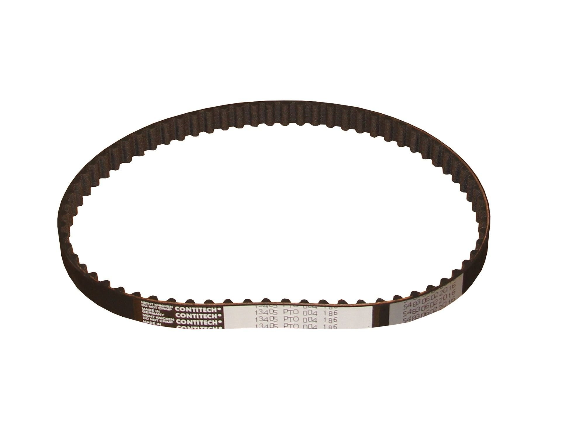 Honda Prelude Engine Timing Belt Replacement Beck Arnley Crp 1992 Balancer 2001 Balance Shaft 4 Cyl 22l Tb186 Interference Eng