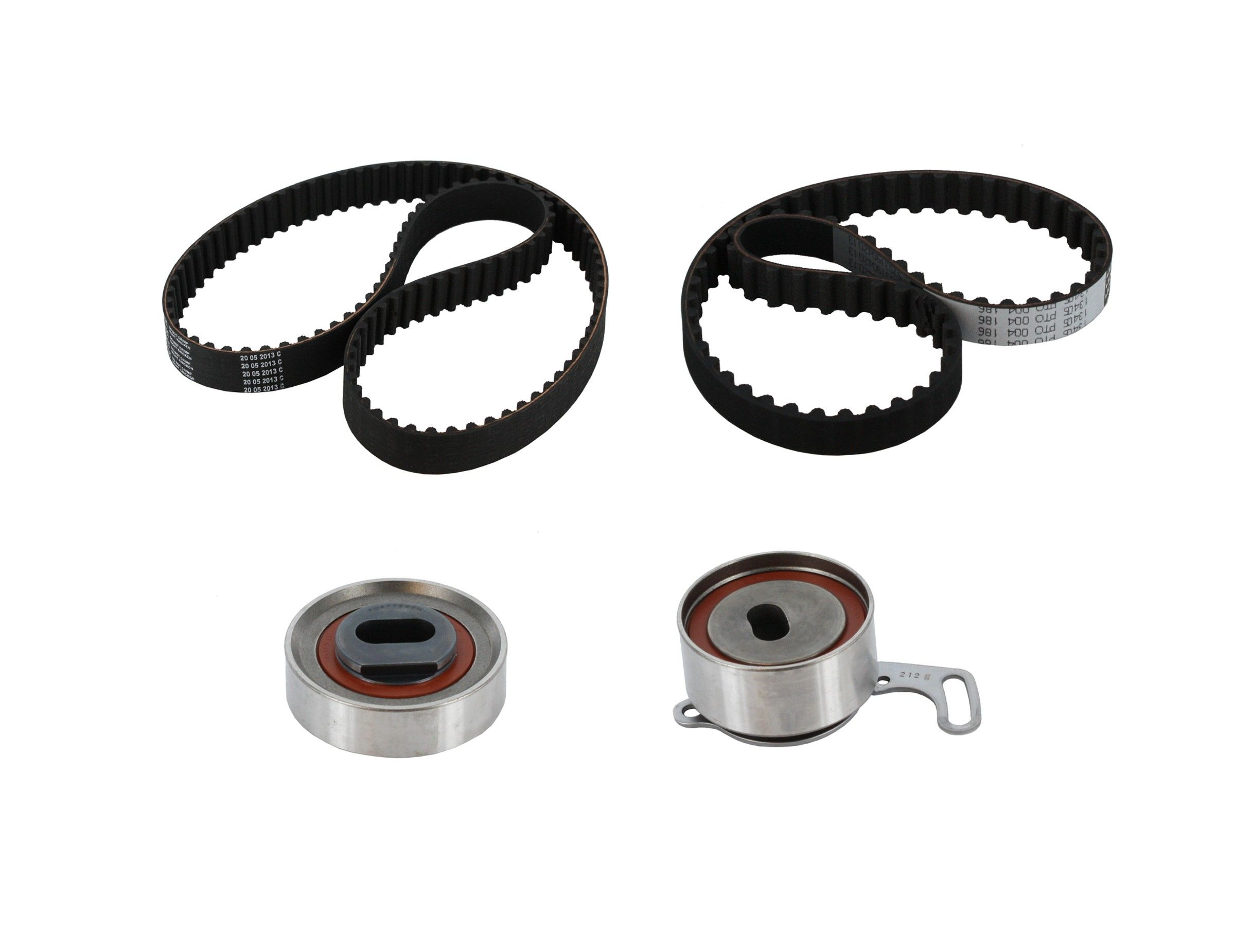 Honda Prelude Engine Timing Belt Kit Replacement Crp Dayco Go Parts 1992 Balancer 1996 4 Cyl 22l Tb186 187k1 Interference Eng