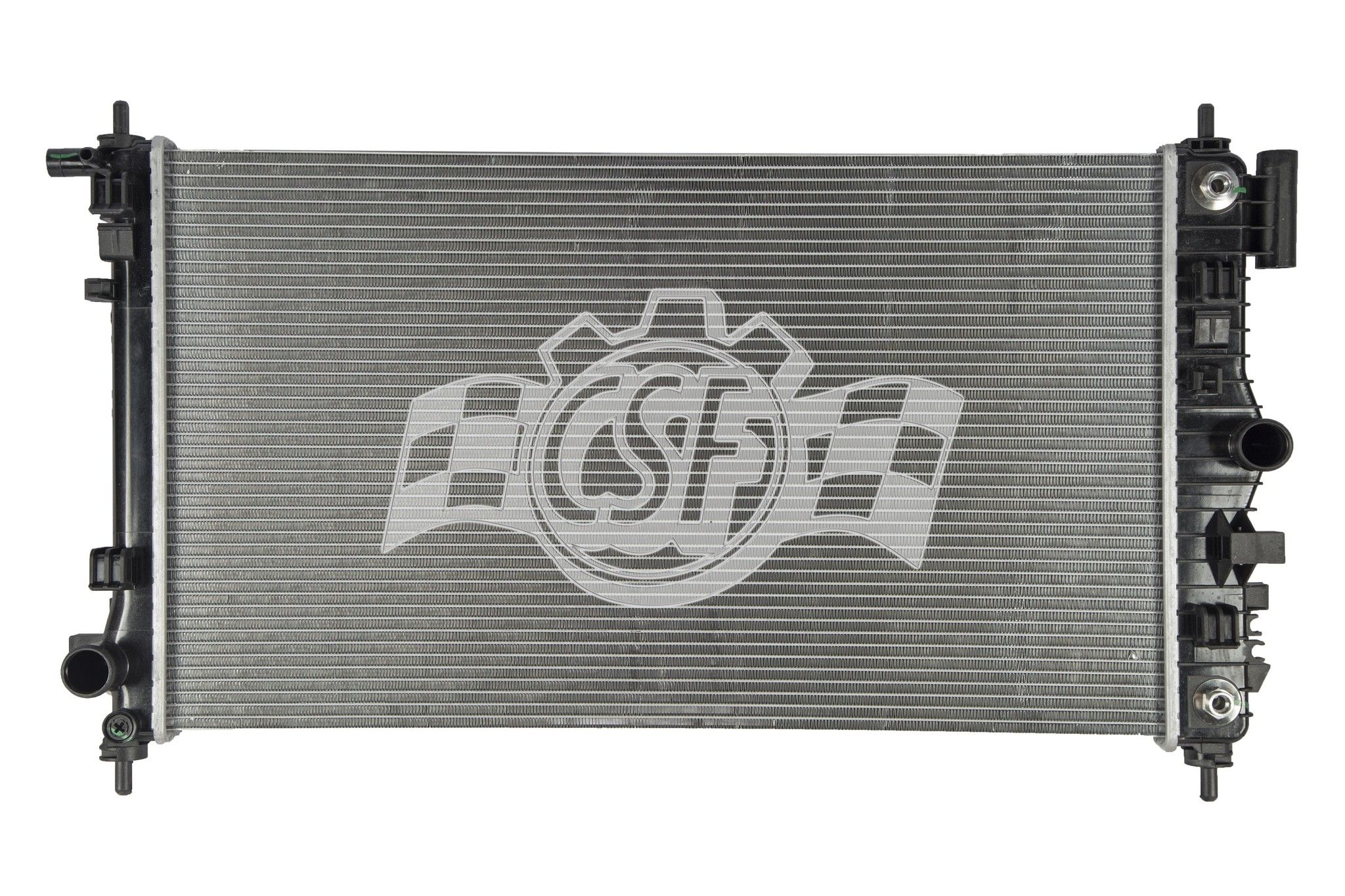 Buick Regal Radiator Replacement (ACDelco, APDI, Behr, CSF, CSF